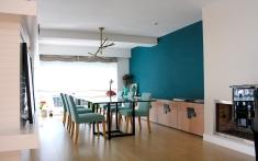 interiorismo las rozas, salón, diseño de muebles, diseño de mesa, decoración lowcost