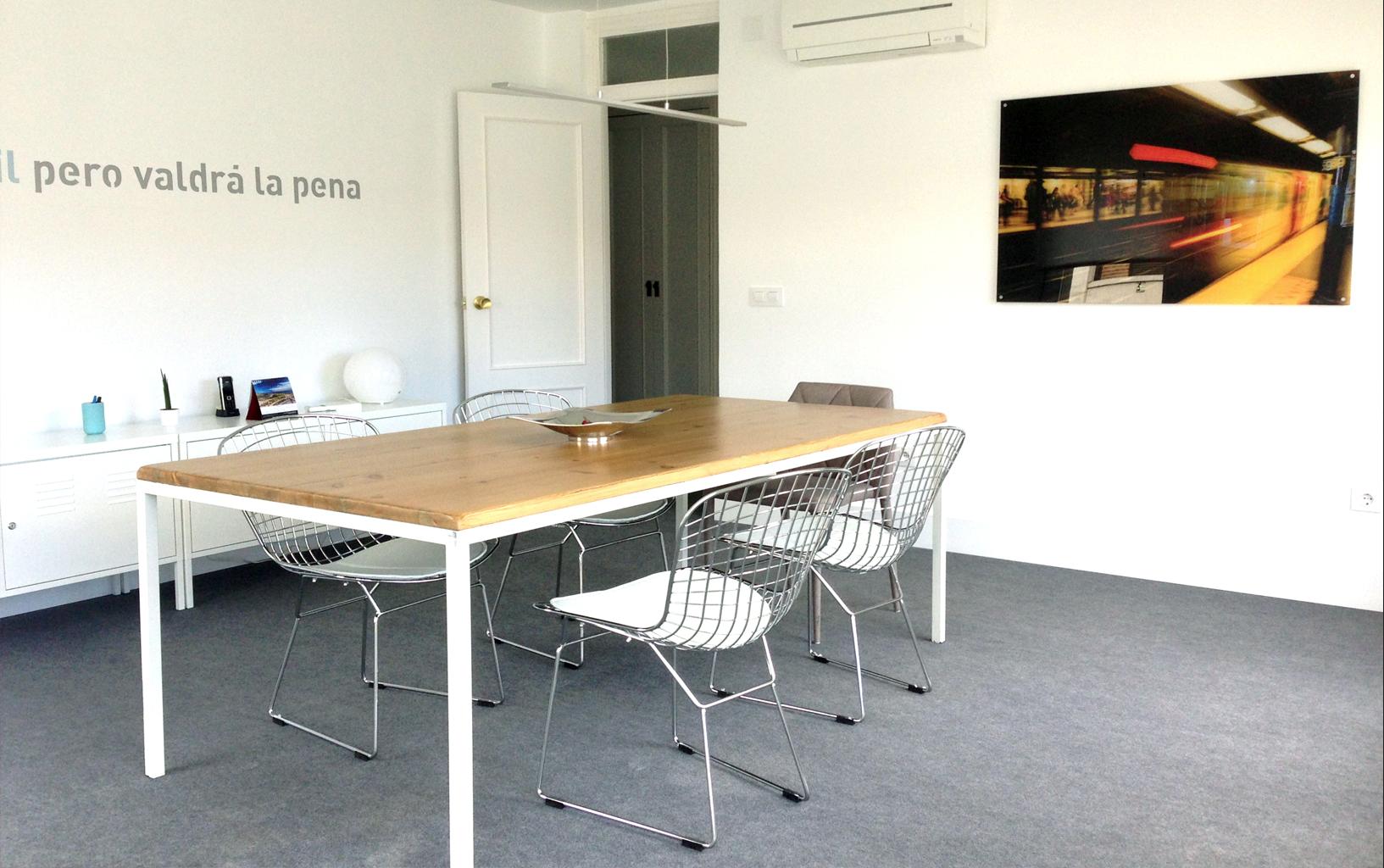proyectos corporativos interiorismo oficinas – maría l. m. krahe